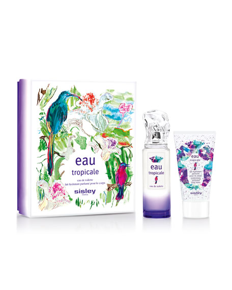 Sisley-Paris Limited Edition Eau Tropicale Gift Set