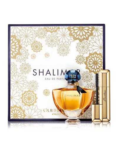 Limited Edition Shalimar Eau de Parfum Holiday Gift Set, 1.7 oz.
