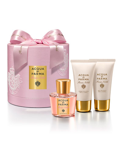 Rosa Nobile Holiday Set