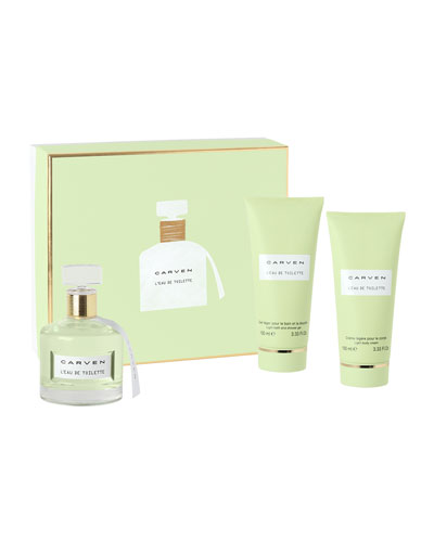 L'Eau de Toilette Holiday 2015 Gift Set