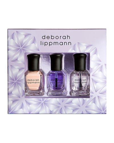 Treat Me Right Set, Fashion Size Treatment Trio, 8 mL each