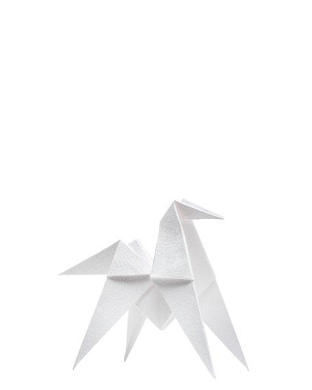 Hermes Hermès Rêverie Des pas sur la neige