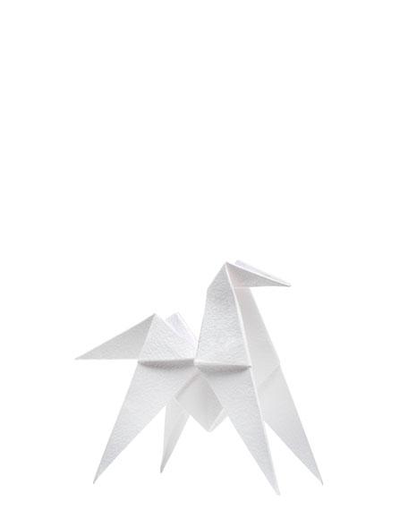 Hermes HERM�S Rêverie À cheval! Perfumed paper origami