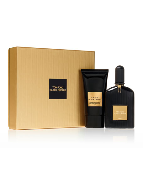 Tom Ford Black Orchid Collection Set