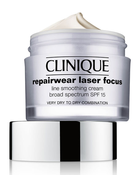 Repairwear Laser Focus SPF 15 Line Smoothing Cream - Very Dry to Dry Combination, 1.7 oz.