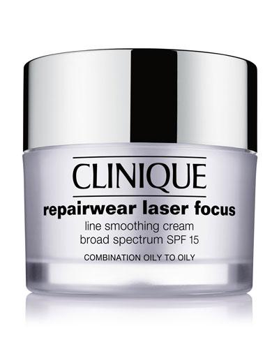 Repairwear Laser Focus SPF 15 Line Smoothing Cream - Combination Oily to Oily  1.7 oz.