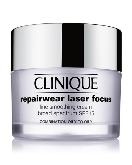 Clinique Repairwear Laser Focus SPF 15 Line Smoothing