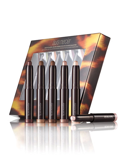 Limited Edition Matte-to-Metal Holiday Caviar Stick Eye Colour Collection ($100 Value)