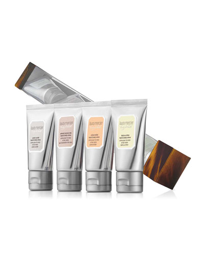 Limited Edition Little Indulgences Hand & Body Crème Collection