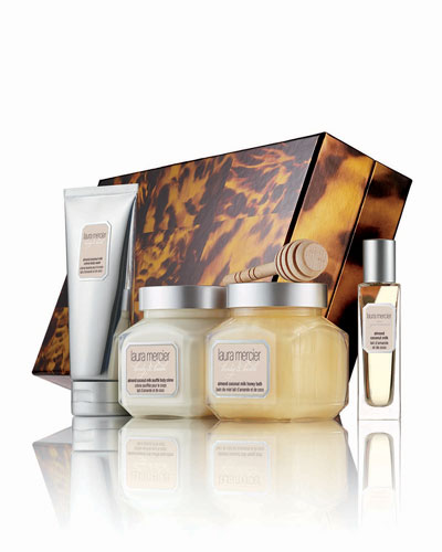 Limited Edition Sweet Temptations Almond Coconut Milk Luxe Body Collection ($109 Value)