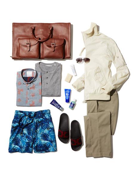 Men's Travel-Ready Starter Kit