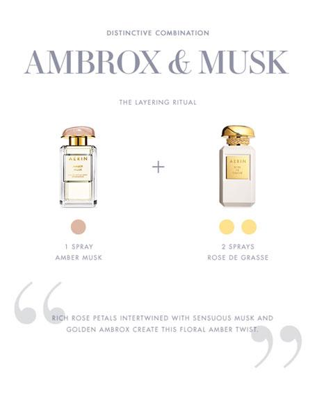 Limited Edition Amber Musk Eau de Parfum, 3.4 oz./ 100 mL