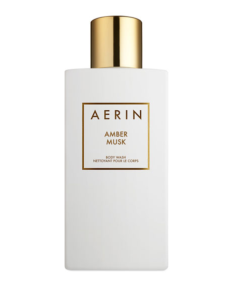 Limited Edition Amber Musk Body Wash, 7.6 oz.