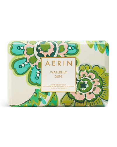 Limited Edition Waterlily Sun Soap Bar