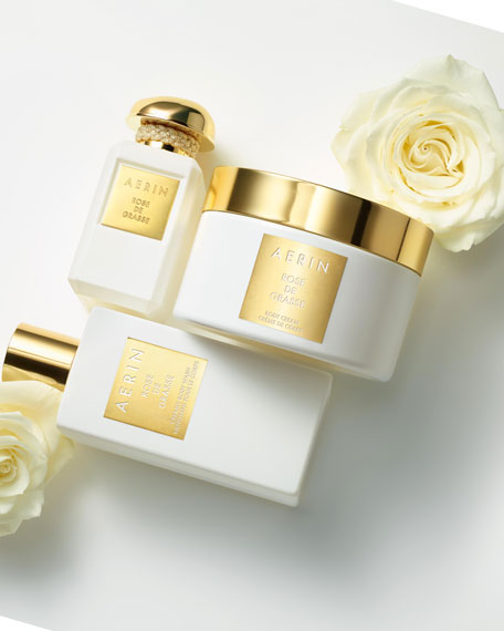 Limited Edition Rose de Grasse Body Cream, 5.0 oz.