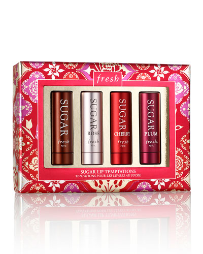 Limited Edition Sugar Lip Temptations Set ($45 Value) - 2.2g each