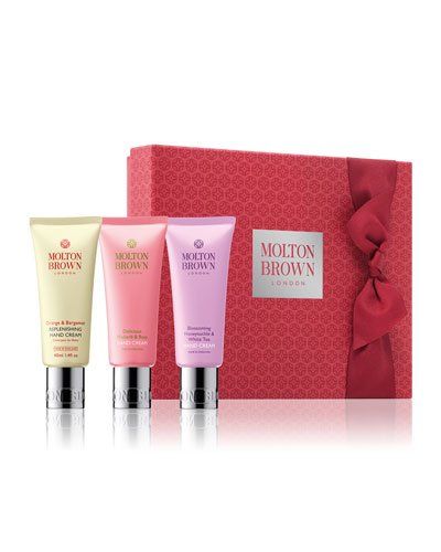 Hand Creams Gift Set ($45 Value)
