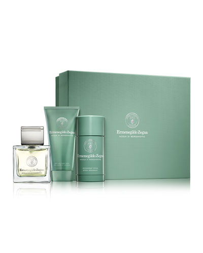 Acqua Di Bergamotto Deluxe Set  ($143 Value)