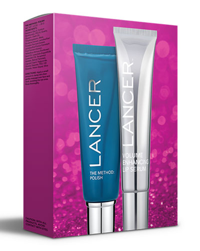 Limited Edition Irresistible Lancer Lips ($59 Value)