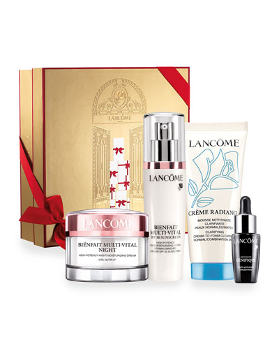 Limited Edition Bienfait Normal/Combo Holiday 2015 Set ($130 Value)