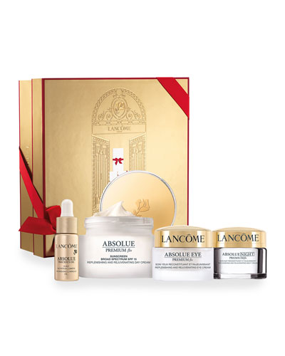 Limited Edition Absolue Premium BX Holiday 2015 Set ($410 Value)