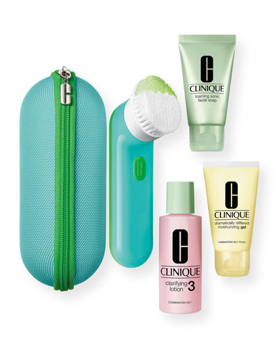Limited Edition Clean Skin, Great Skin Set For Oilier Skins ($125 Value)