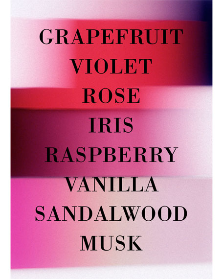 Lipstick Rose Travel CaseRefill, 0.3 oz./ 10 mL