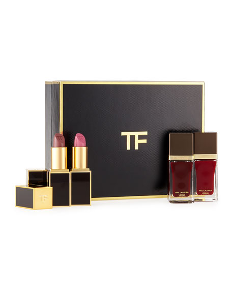 TOM FORD Beauty2 Piece Lip 2 Piece Nail