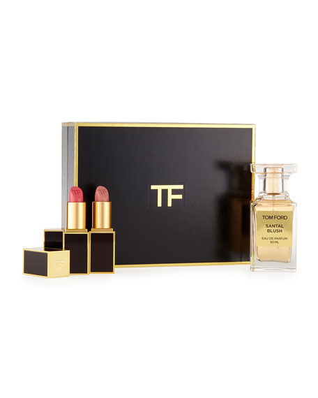 Tom Ford Private Blend and Lip Color Set