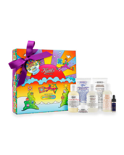 Limited Edition Travel-Ready Delights Set by Peter Max