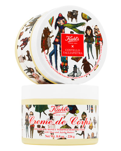 Limited Edition Crème de Corps Whipped Body Butter by Costello & Tagliapietra, 8.0 oz.