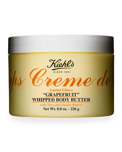Limited Edition Crème de Corps Whipped Body Butter, Grapefruit, 8.0 oz.