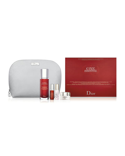 Limited Edition One Essential Skincare Set