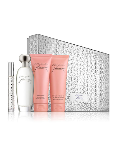 Limited Edition Estée Lauder Pleasures Favorite Destination