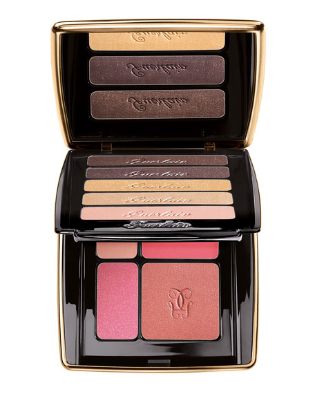 Limited Edition Ors et Merveilles Eyes and Blush Palette - Winter Fairy Tale Collection