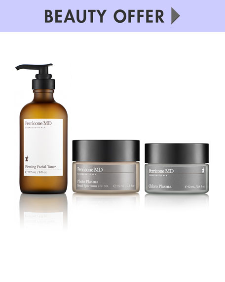 Receive a free 3-piece bonus gift with your $150 Perricone MD purchase