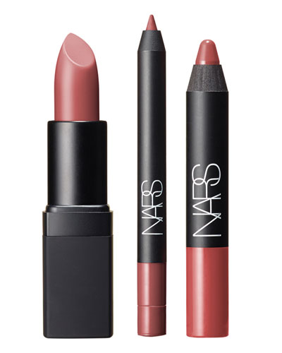NARS Neutral Lip Set