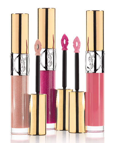 YSL Lip Gloss Trio