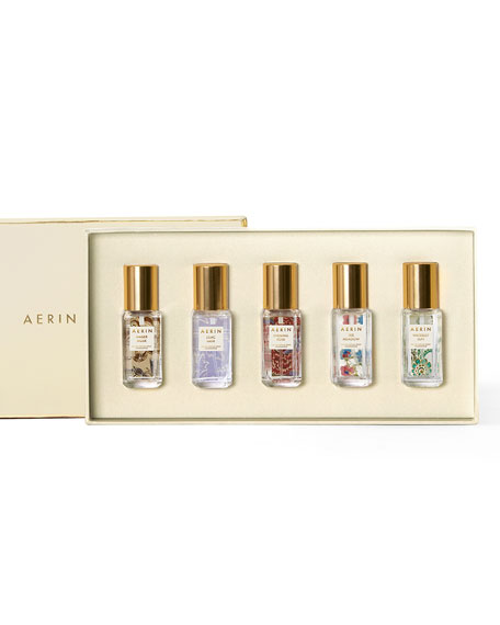 AERIN Beauty Limited Edition Fragrance Coffret, 5 x