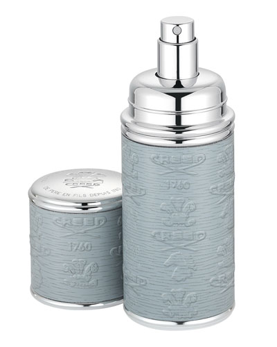 Silver Mountain Water Filled Grey/Silver Atomizer