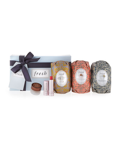 Limited Edition Soap Trio Set ($67 Value)