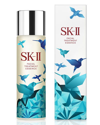 Limited Edition Facial Treatment Essence, Blue Hummingbird, 7.8 oz.
