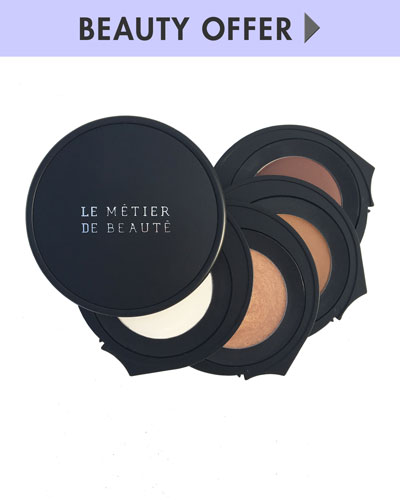 Yours with any $250 Le Metier de Beaute Purchase