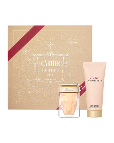 La Panthère Eau de Parfum Set (VALUE $140)