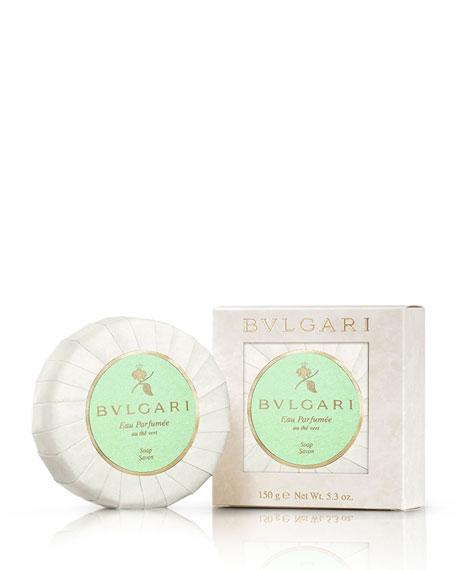 BVLGARI Eau Parfumée Au Thé Vert Deluxe Soap,