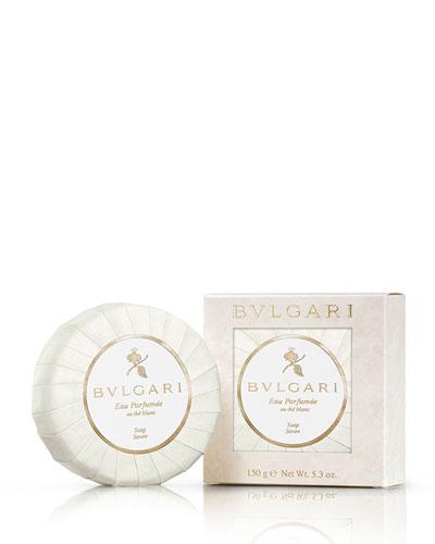 Eau Parfumée au thé Blanc Deluxe Soap w/Dish,  5.3 oz