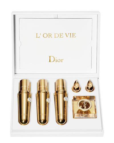 Limited Edition L'Or De Vie La Cure, 3 x 1.0 oz