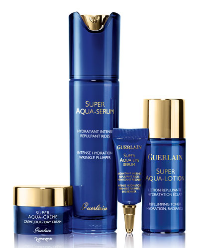 Limited Edition Super Aqua-Serum Set ($240 Value)