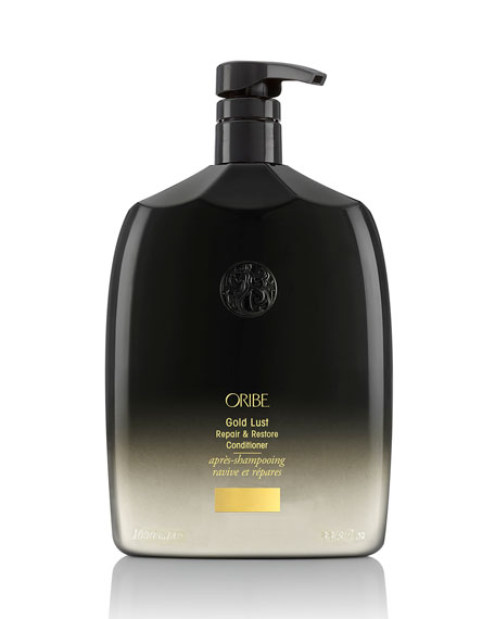 Oribe Gold Lust Repair & Restore Conditioner, 33