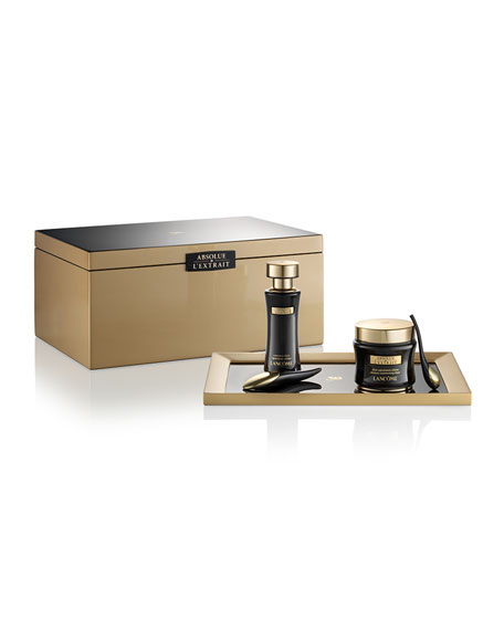 Lancome Limited Edition Absolue L'Extrait Holiday Set ($760